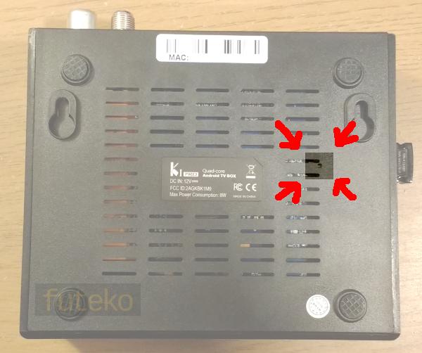 Install LibreELEC on MeCool KI PRO